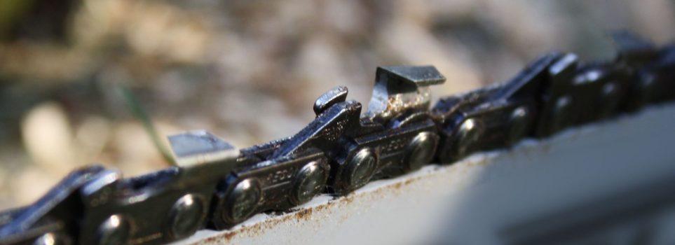 Ostrzenie łańcuchów